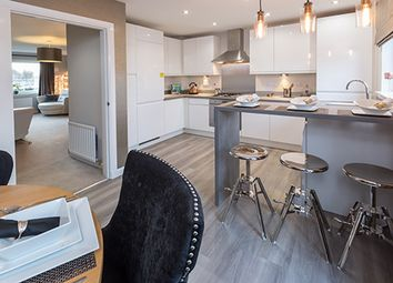 "Thumbnail 3 bedroom terraced house for sale in ""Argyll End"" at Whitehills Gardens, Cove, Aberdeen"