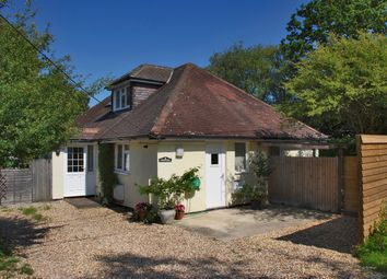Thumbnail 3 bed detached house for sale in Sylvan Close, Hordle, Lymington