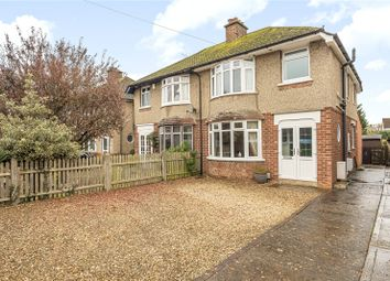 Thumbnail 3 bed semi-detached house for sale in Oxford Road, Old Marston, Oxford