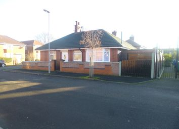 Thumbnail 2 bed bungalow to rent in Worsefold Street, Manchester