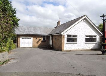 Thumbnail 2 bed detached bungalow for sale in Lower Strines Road, Marple, Stockport