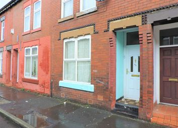 Thumbnail 3 bed terraced house for sale in Bankfield Avenue, Longsight, Manchester