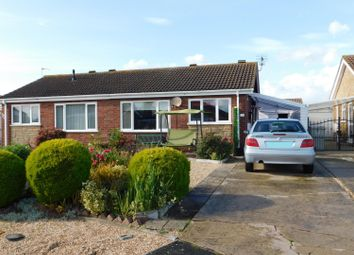 Thumbnail 2 bed semi-detached bungalow for sale in Martin Way, Winthorpe