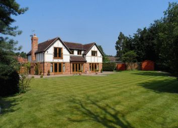 Thumbnail Detached house to rent in Fern Lane, Marlow