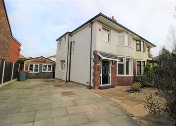 Thumbnail 3 bed semi-detached house for sale in Edenway, Fulwood, Preston