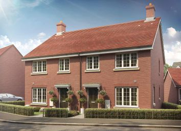 Thumbnail 4 bedroom semi-detached house for sale in Mayberry Place, Moorcroft Lane, Aylesbury