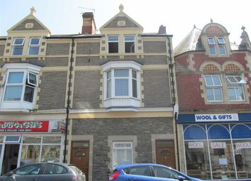Thumbnail 2 bedroom flat to rent in Holton Road, Barry, Vale Of Glamorgan