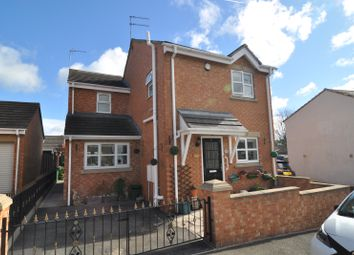 Thumbnail 3 bed detached house for sale in High Hope Street, Crook