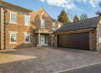 Thumbnail 5 bed detached house for sale in Choyce Close, Anstey, Leicester, Leicestershire