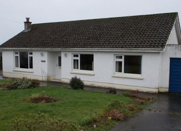 Thumbnail 4 bed bungalow for sale in Thomas Chapel, Begelly, Kilgetty