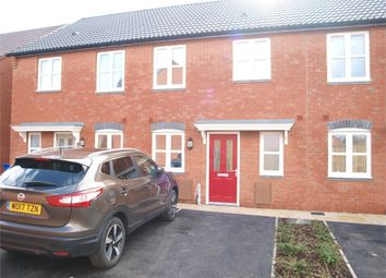 Thumbnail 3 bed town house to rent in St Marys Drive, Stretton, Burton-On-Trent, Staffordshire
