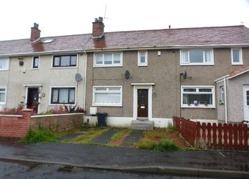 Thumbnail 2 bed terraced house for sale in Jermond Drive, Irvine