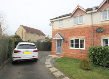 Thumbnail 3 bed semi-detached house to rent in Farlawns Court, Woodfield Plantation, Balby