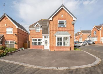 Thumbnail 3 bed detached house for sale in Thoresby Croft, Dudley