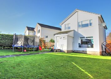 Thumbnail 3 bed detached house for sale in Fowlis Drive, Newton Mearns, Glasgow