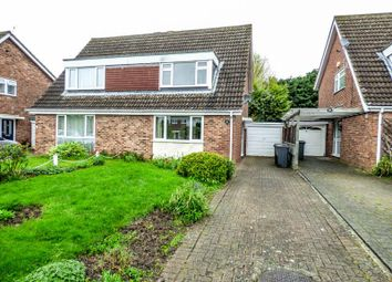 Thumbnail 3 bed semi-detached house for sale in Oakley, Beds