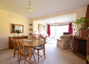 Thumbnail 2 bed end terrace house for sale in Hurst Avenue, Horsham, West Sussex