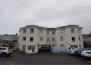 Thumbnail 2 bed flat for sale in Nelson Street, Largs