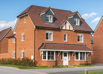"Thumbnail 5 bedroom detached house for sale in ""Stratford"" at West End Lane, Henfield"