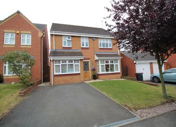 Thumbnail 5 bedroom detached house for sale in Sunflower Drive, Nuneaton