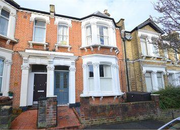 Thumbnail 2 bed flat for sale in Harlescott Road, Nunhead, London