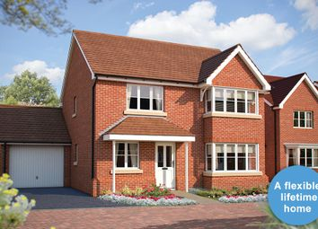 "Thumbnail 4 bed detached house for sale in ""The Canterbury"" at Holden Close, Biddenham, Bedford"