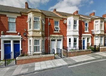 Thumbnail 5 bedroom terraced house for sale in Ladykirk Road, Newcastle Upon Tyne