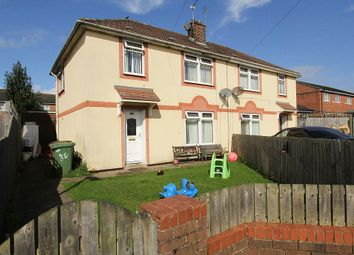 Thumbnail 3 bed semi-detached house for sale in Kipling Road, Hartlepool, Durham