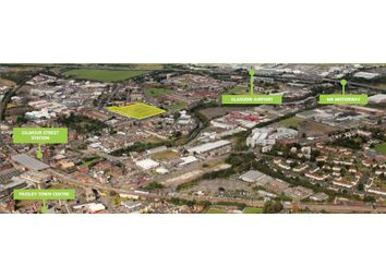 Thumbnail Land for sale in Land At, Love Street, Paisley, Scotland