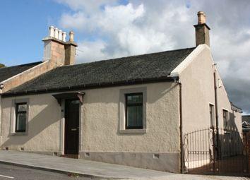 Thumbnail 2 bed semi-detached bungalow for sale in Church Street, Coatbridge