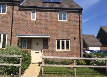 2 bed end terrace house for sale in Dragonfly Way, Eastleigh SO50