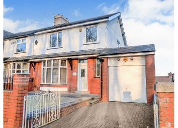 Thumbnail 3 bed semi-detached house for sale in Ighten Road, Burnley