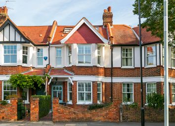 Thumbnail 4 bed terraced house for sale in Grove Park Road, Chiswick