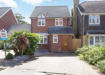 Thumbnail 3 bed link-detached house for sale in Burgess Close, Minster, Ramsgate