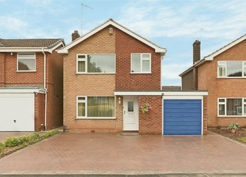 Thumbnail 3 bed detached house for sale in Dalbeattie Close, Arnold, Nottingham