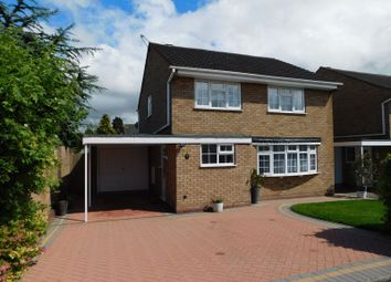 Thumbnail 4 bedroom detached house for sale in Long Meadow, Moss Pit, Stafford.