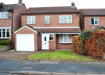 Thumbnail Property to rent in Linley Avenue, Shepshed, Leicestershire