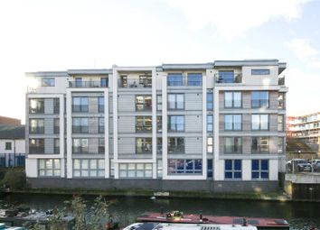 Thumbnail 2 bed flat for sale in Hutley Wharf, Branch Place, De Beauvoir, London