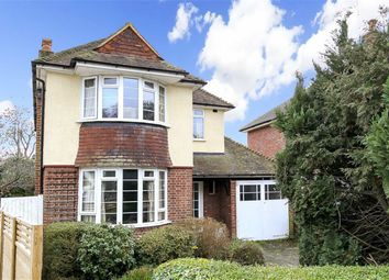 Thumbnail 3 bed detached house for sale in Monmouth Avenue, Kingston Upon Thames
