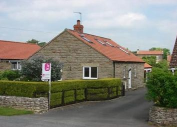 Thumbnail 2 bedroom detached bungalow to rent in South Back Lane West Terrington, York
