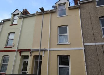 Thumbnail 3 bed terraced house to rent in Cannon Street, Devonport, Plymouth