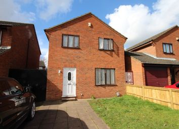Thumbnail 5 bed detached house to rent in Walcourt Road, Kempston, Bedford