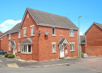Thumbnail 3 bed property to rent in Monck Drive, Nantwich