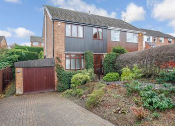 Thumbnail 2 bed semi-detached house for sale in Manor House Road, Kimberworth, Rotherham
