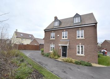 Thumbnail 5 bedroom detached house for sale in Shorn Brook Close, Hardwicke, Gloucester