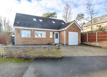 Thumbnail 3 bed detached bungalow for sale in Lichfield Avenue, Broughton Astley, Leicester, Leicestershire