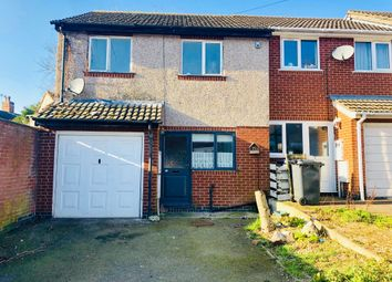 Thumbnail 2 bed end terrace house for sale in Queen Street, Barwell, Leicester