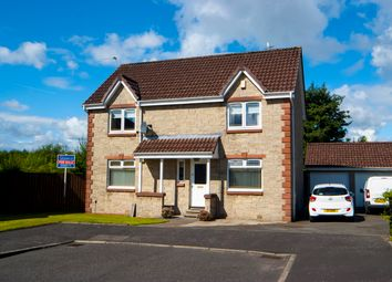 Thumbnail 4 bed detached house for sale in Sainford Crescent, New Carron Village