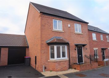 Thumbnail 4 bed detached house for sale in Lineton Close, Telford