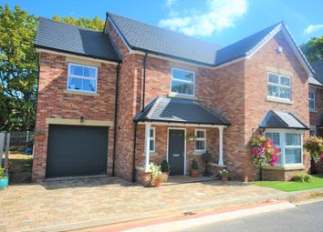 Thumbnail 4 bed detached house for sale in Kingsbury Court, Scawthorpe, Doncaster